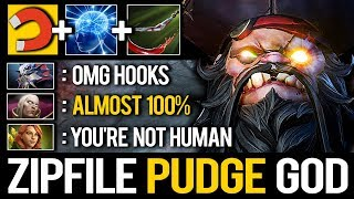 HOPE OPEN AI WON'T LEARN THIS - OMG MARVELOUS PREDICT HOOKS!!! Zipfile PUDGE | Pudge Official