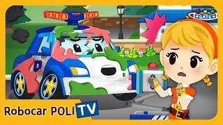 POLI Game | How do we fix the rescue team? | for Kids | Robocar POLI