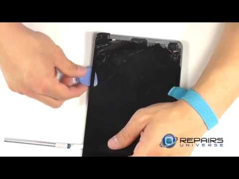 iPad Mini (Retina Display) Screen Replacement & Repair Guide