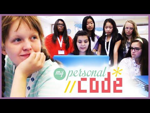 My Personal Code Ep 1: Girls Code