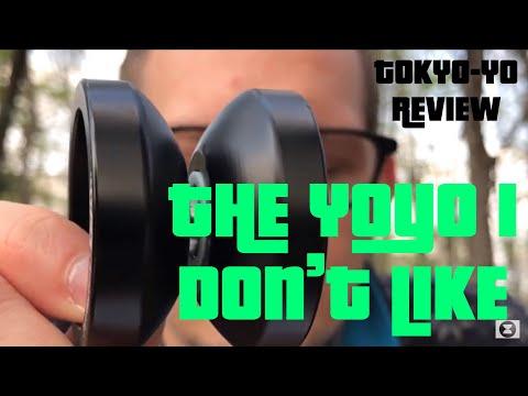 TokYo-Yo Reviews: The yoyo I don't like (co-starring baby)