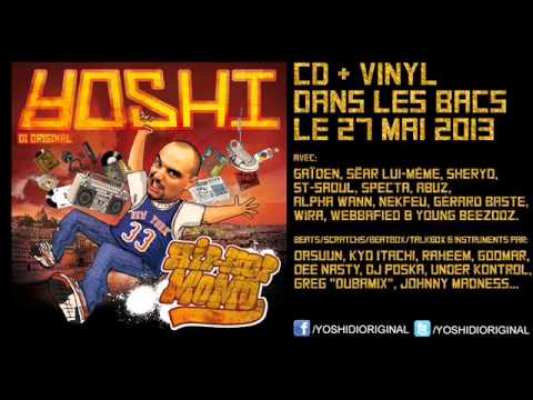 YOSHI x NEKFEU x ALPHA WANN - SHAKE IT [Prod: DASUUN - Talkbox/Beatbox: JOHNNY MADNESS]