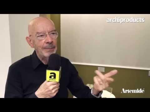 ARTEMIDE | Mario Bellini - Fuorisalone 2014
