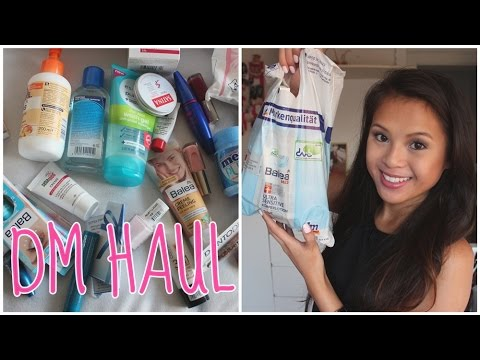 Xxl Dm Haul - Essence, Balea, Essie & Vieles Mehr! :d + Reviews ♥ video