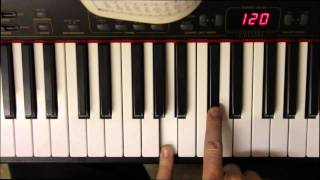 How you can Play the Piano in 15min.