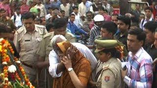 Video: Congress MLA kisses actress Nagma in public