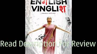 English Vinglish - The Review Show . English Vinglish Hindi Movie Review.