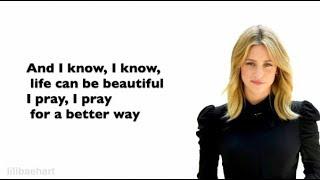 Riverdale 3x16 - Beautiful (Lyrics)(Full Version) by Casey Cott, Lili Reinhart, Cole Sprouse