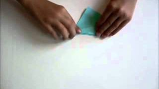 How To Make An Origami Swan With Flapping Wings