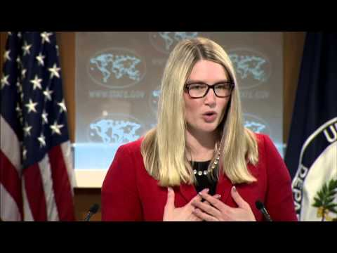 Daily Press Briefing: March 6, 2015