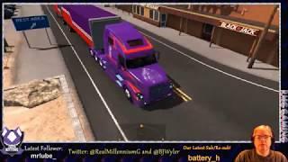 American Truck Sim - Blazing the Oregon Trail Live! (Part 2)