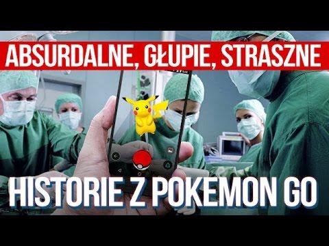 NAJDZIWNIEJSZE Historie Z Pokemon GO [tvgry.pl]