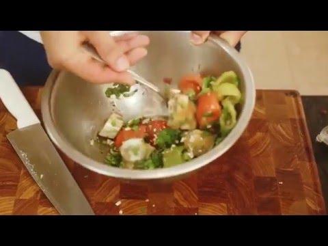 Салат для Похудения За 5 Минут! Хватит жаловаться,что не можешь похудеть! Салат с Печеных Овощей