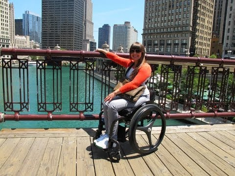 Chicago Wheelchair Access Travel Guide by wheelchairtraveling.com