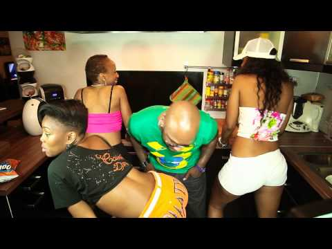 MAINY DOG - BA MWEN' Y NON STOP -CLIP OFFICIEL - RAGGA DANCEHALL 2012
