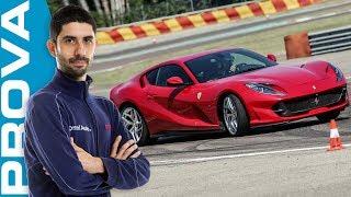 Ferrari 812 Superfast | 800 CV e 340 all'ora sulla V12 più veloce che c'è!