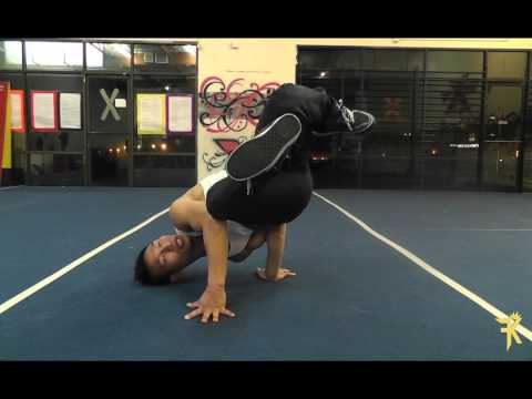 How to Breakdance for Beginners | Pilot & or Baby Freeze