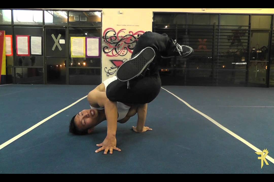 How to Breakdance for Beginners | Pilot & or Baby Freeze ...