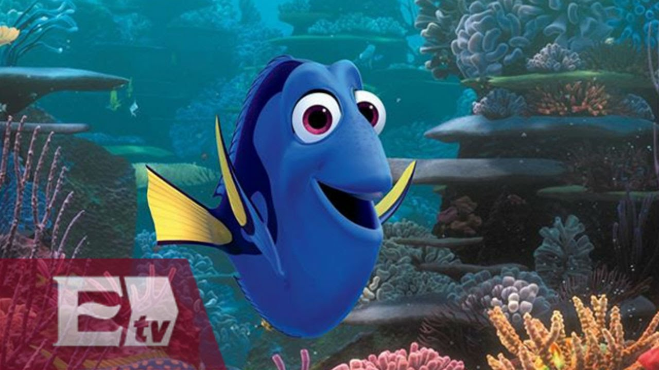 stereotyping in finding nemo