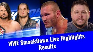 WWE SmackDown Live Highlights Results 19 September 2017 In Hindi 19/09/2017 Wrestling Reality classy