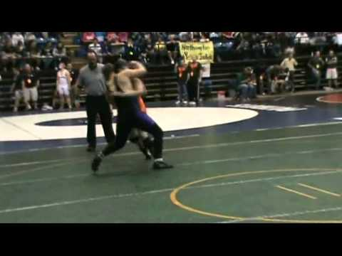 A 215 Logan Large vs Chad Blevins