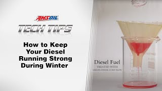 AMSOIL Tech Tips: Winter Diesel Protection