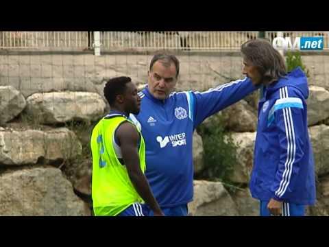 Brice Dja Djédjé explique «Caramba»