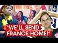 World Cup 2018 Semifinals Reactions: Croatia vs. England and France vs Belgium