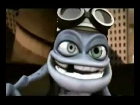 Crazy Frog  La Rana Loca ¬¬ video