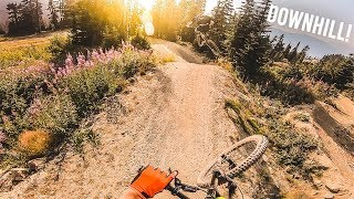 DOWNHILL BALLERN auf FREIGHT TRAIN und NO JOKE - Whistler Bikepark