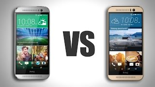 HTC One M9 Vs HTC One M8 - 11 Reasons to Upgrade!