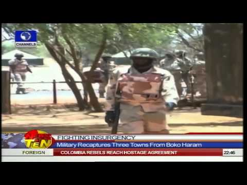 News@10: Jonathan Warns Politicans Against Unguarded Statements 20/11/14 Pt.3