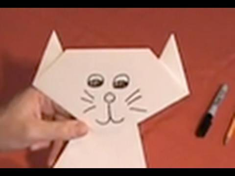 Make a paper cat youtube for How to build a cat
