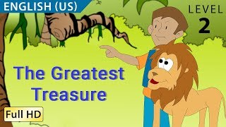 """The Greatest Treasure: Learn English (US) with subtitles - Story for Children """"BookBox.com"""""""