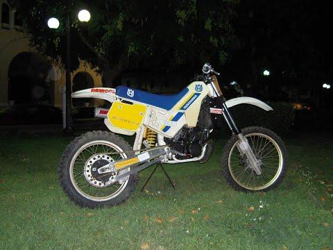 Husqvarna 500cc 2 stroke