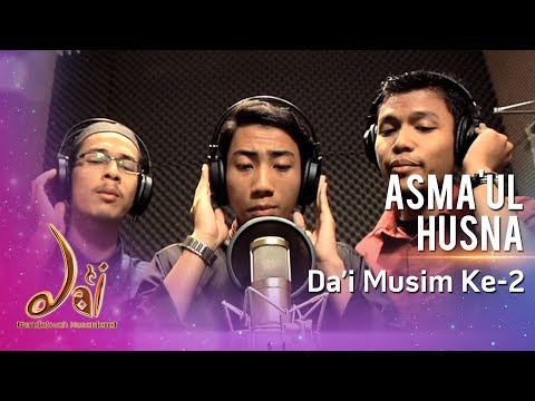 Download Lagu Asma Ul Husna TV3 #DaiTV3 MP3 Free
