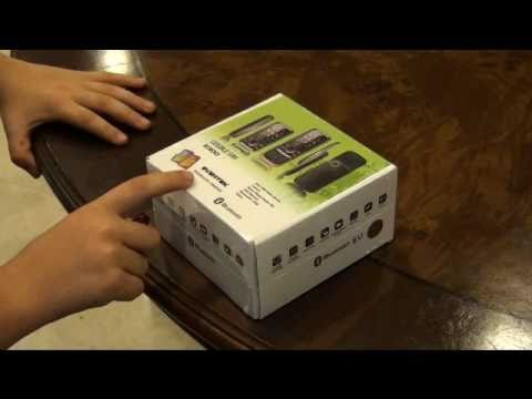Unboxing Evertek double sim E300
