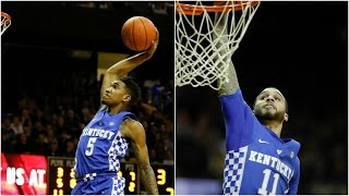 Which Kentucky Wildcat Dunked Better? | CampusInsiders