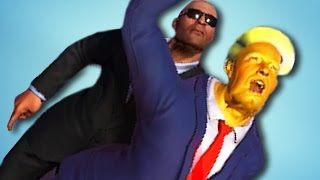 PRESIDENTE RELAXO! - Mr.President