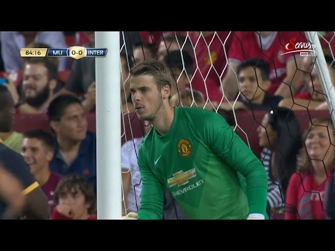 David De Gea Vs. Inter Milan 14-15 [Neutral] [HD 720p]
