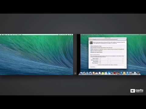 OS X Mavericks 100: What's new in OS X  Mavericks - 11. Multiple Displays: The Mavericks Way