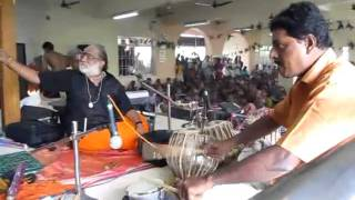 Raja Anna's kottu music for Raju sami's padi pattu