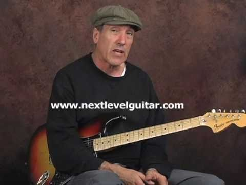 Learn how to play blues slide guitar open G tuning lesson on a Fender Stratocaster