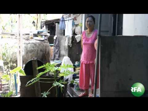 Những phụ nữ Việt Nam tị nạn ở Thái Lan