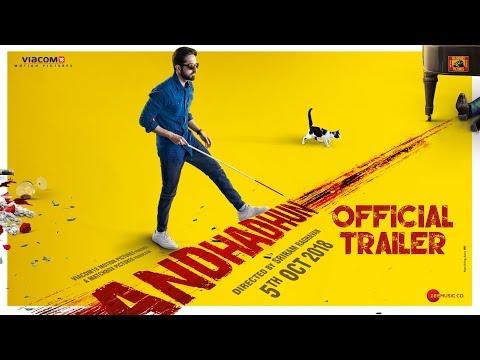 AndhaDhun | Official Trailer