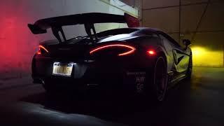 McLaren 570S w/ ARMYTRIX Exhaust x PSM Dynamic - Loud Revs, Acceleration Sound!