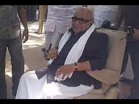 Karunanidhi names his son Stalin as successor