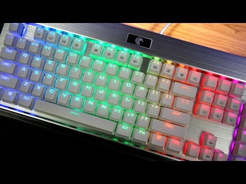E-Element RGB Keyboard Review - Affordable RGB Mechanical Keyboard??? (w/ Sound Test)