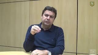 Itair Machado analisa base do Cruzeiro, resultados e revelações