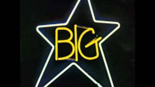 Watch Big Star In The Street video